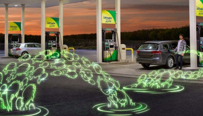 New bp fuels with ACTIVE technology